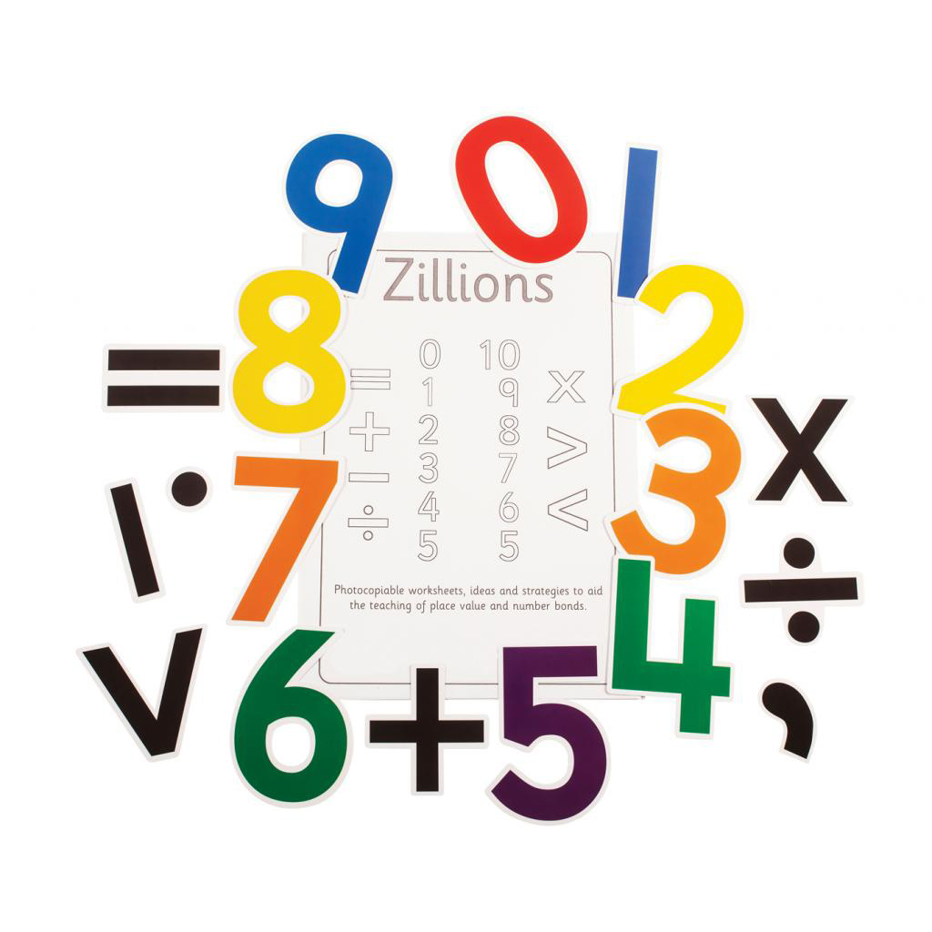 Zillions, pack of 5
