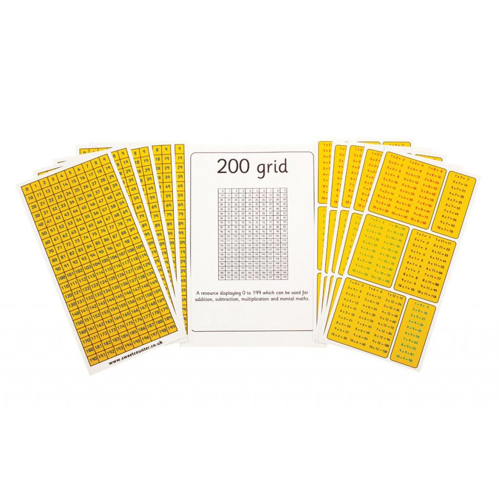 200 Grid